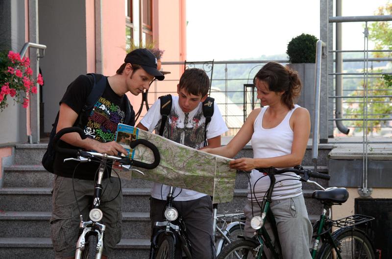 Tourplanung